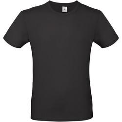 Vêtements Homme T-shirts manches courtes B And C E150 Noir foncé