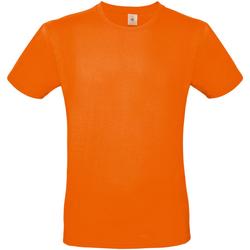 Vêtements Homme T-shirts manches courtes B And C E150 Orange