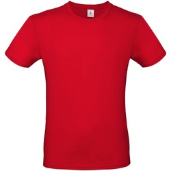 Vêtements Homme T-shirts manches courtes B And C E150 Rouge