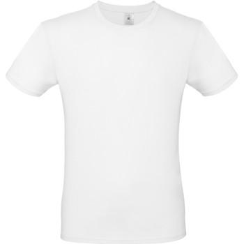 Vêtements Homme T-shirts manches courtes B And C E150 Blanc