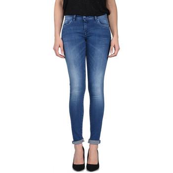 Vêtements Femme Jeans slim Kaporal Jeans Slim Femme Loka Energy Bleu