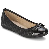 Chaussures Femme Ballerines / babies Moony Mood ENIELA Noir