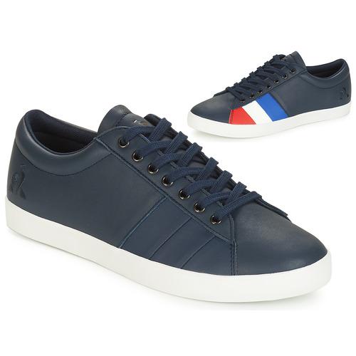 Homme Coq Baskets Flag Chaussures Bleu Sportif Le Basses DI9WE2H