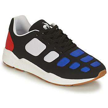 Chaussures Homme Baskets basses Le Coq Sportif ZEPP Noir / Bleu / Rouge