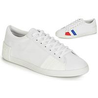 Chaussures Femme Baskets basses Le Coq Sportif FLAG Blanc