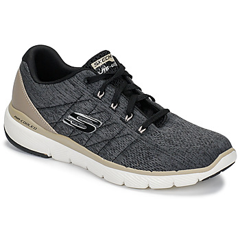 689dedd9d14 Chaussures Homme Fitness   Training Skechers FLEX ADVANTAGE 3.0 Noir