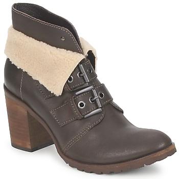 Chaussures Femme Bottines Un Matin d'Ete BRIAC Ebène