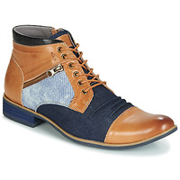 Chaussures Homme Boots Kdopa ALMERIA Camel / Bleu
