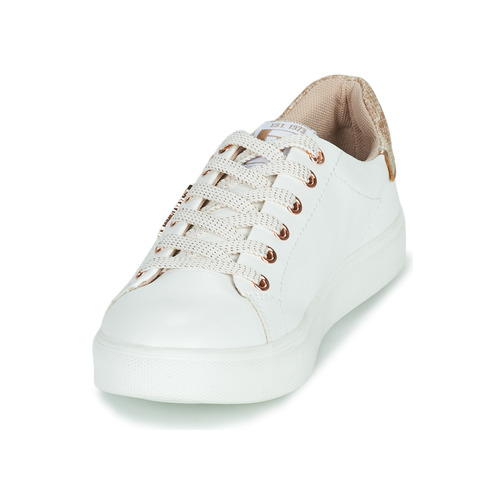 Gerli 594 Femme 44ma201 Baskets By Dockers Blanc Basses XikPTOZu