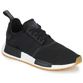 Chaussures Baskets basses adidas Originals NMD_R1 Noir