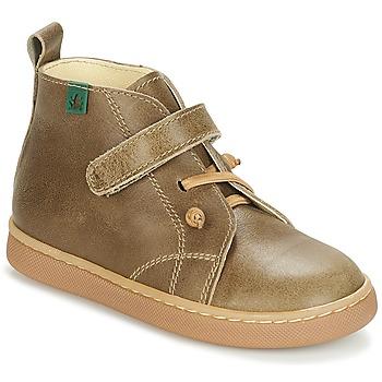 Chaussures Garçon Boots El Naturalista PAPUA KAKI