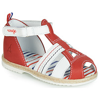 Chaussures Enfant Sandales et Nu-pieds GBB COCORIKOO Rouge