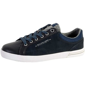 Chaussures Homme Baskets basses Pepe jeans pms30384 bleu