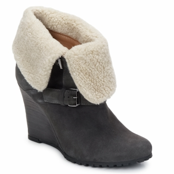 Bottines / Boots Atelier Voisin CARLA Gris 350x350