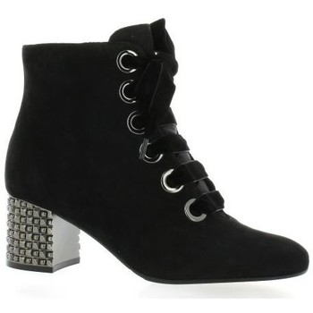 Adele Dezotti Marque Bottes  Boots Cuir...
