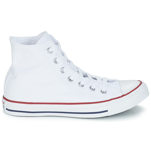 Optical Blanc Star All Taylor Montantes Baskets Chuck Hi Converse Core TF5l1c3uKJ