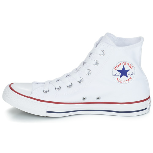 Blanc Montantes Baskets Core Star Taylor Chuck Optical All Hi Converse lTFKc1J