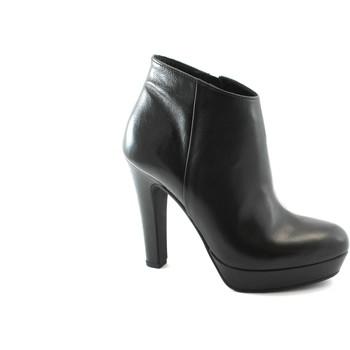Chaussures Femme Low boots Les Venues LES-I18-2055-NE Nero