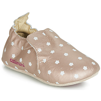 Chaussures Fille Chaussons Catimini CARA Rose gold