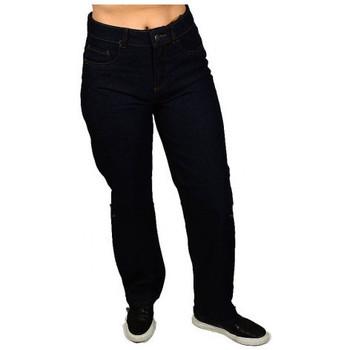 Vêtements Femme Pantalons de survêtement Only ONLAFIAREGSTRAIGHTJEANSDNMShorts