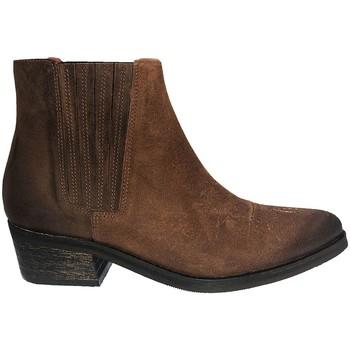 Chaussures Femme Bottines Ngy BOTTINE ALIZEE MARRON Marron