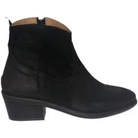 Chaussures Femme Bottines Ngy BOTTINE LEA NOIR Noir