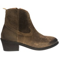 Chaussures Femme Bottines Ngy BOTTINE LEA MARRON Marron