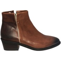 Chaussures Femme Bottines Ngy BOTTINE LIV MARRON Marron