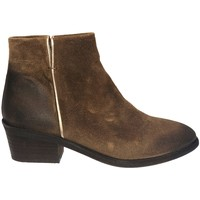 Chaussures Femme Bottines Ngy BOTTINE LIV CAMEL Marron