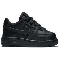 Chaussures Enfant Baskets basses Nike FORCE 1 (TD) / NOIR Noir