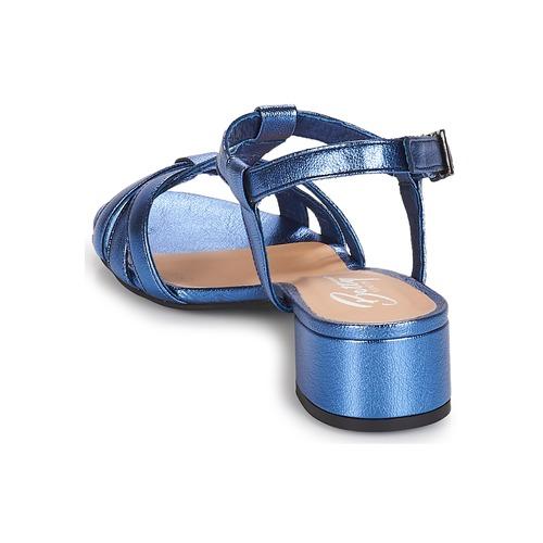 Et pieds Nu Femme Sandales Betty Metissa Bleu London VGMqSUpLz