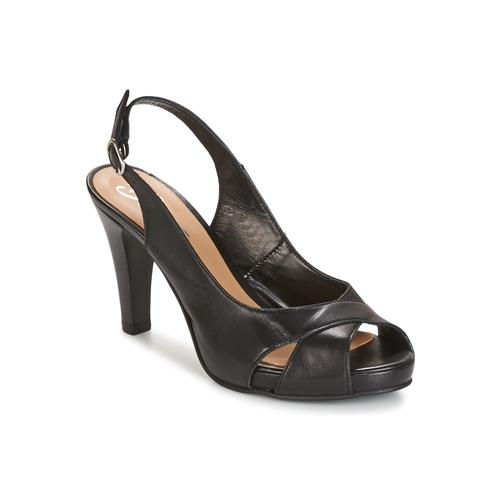 Sandale Betty London LIMONADE Noir 350x350