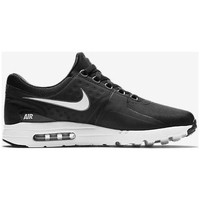 Chaussures Homme Baskets basses Nike Baskets  Air max Zero Essential - 876070-013 Argent