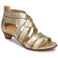 Chaussures Femme Sandales et Nu-pieds Clarks MENA SILK Champagne