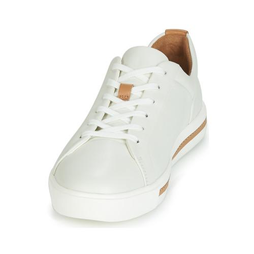 Maui Un Basses Femme Lace Baskets Clarks Blanc bI6gvfymY7