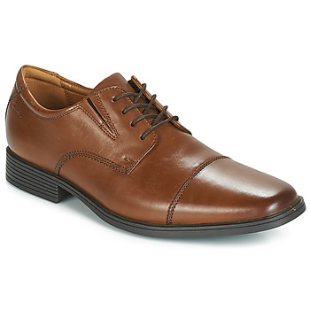 Chaussures Homme Derbies Clarks TILDEN CAP Marron