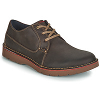 Chaussures Homme Derbies Clarks VARGO PLAIN Marron
