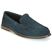 Chaussures Homme Mocassins Clarks WHITLEY FREE Marine
