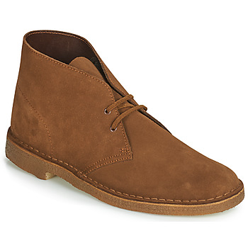 dd0bc961476 Chaussures Homme Boots Clarks Desert Boot Marron