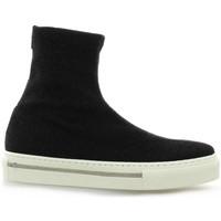 Chaussures Femme Boots Alpe baskets Noir