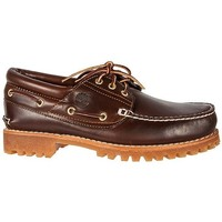 Chaussures Homme Chaussures bateau Timberland Trad HS 3 Marron