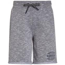 Vêtements Garçon Shorts / Bermudas Kaporal Short Garçon Rust Bleu Gris