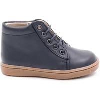 Chaussures Enfant Boots Boni Classic Shoes Boni Regisse - Bottine souple bébé 19-25 Bleu Marine