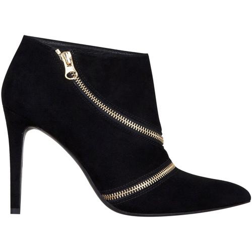 Chaussures Femme Bottines Kesslord ANNA ALADIN_GV_N Noir