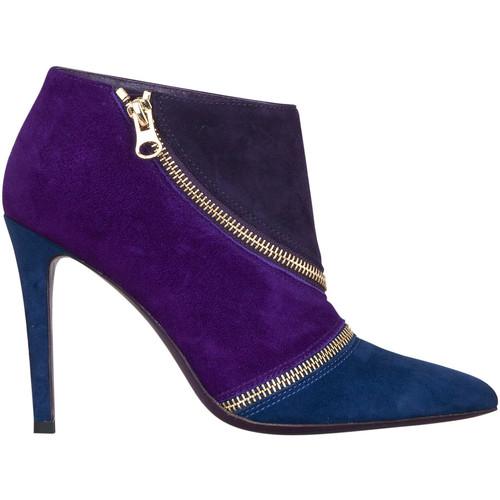 Chaussures Femme Bottines Kesslord ANNA ALADIN_GV_TRI Multicolor