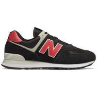 Chaussures Homme Baskets basses New Balance Baskets  ML574 SMP - ML574-SMP Noir
