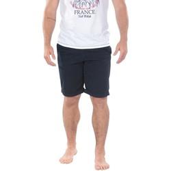 Vêtements Homme Shorts / Bermudas Ruckfield Bermuda chino bleu marine Bleu