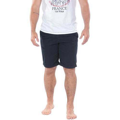 Ruckfield Bleu Marine Chino ShortsBermudas Bermuda Homme 8OkN0PXwn