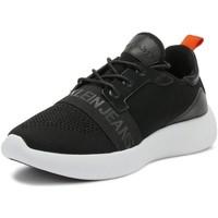 Chaussures Homme Baskets basses Calvin Klein Jeans se8596 noir