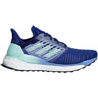 Chaussures Femme Running / trail adidas Originals Solar Boost W bleu